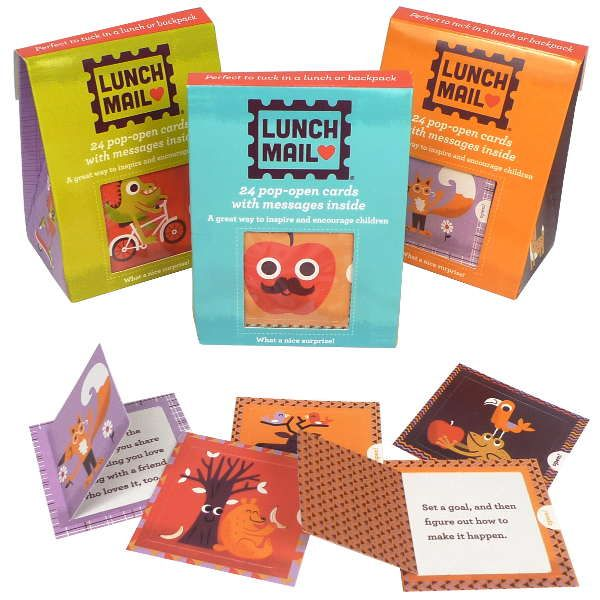 Lunch Mail for Lunch Box