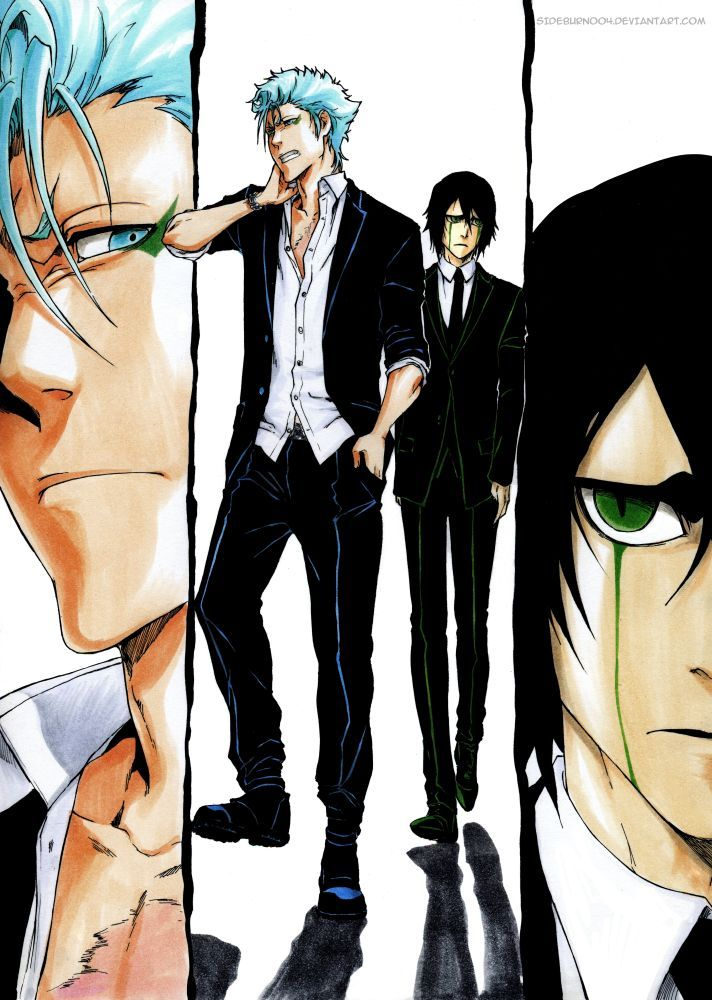 Anime Characters 153 Cm : Best bleach images on pinterest anime