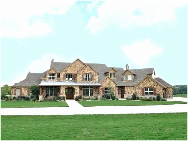 Texas Ranch House Plans House Plans Ranch Texas In 2020 Texas Style Homes Ranch House Exterior Ranch House Plans
