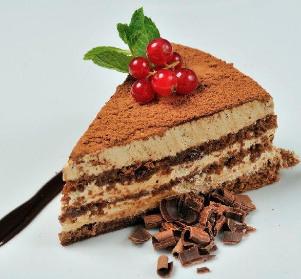Cake «Cappuccino»