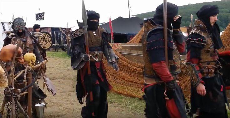 DRACHENFEST 2016 Orklager OCL - Harads