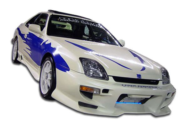 1997-2001 Honda Prelude Duraflex Vader Body Kit - 4 Piece
