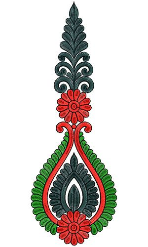 9187 Kali Embroidery Design