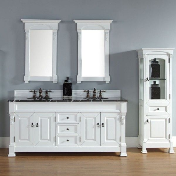 Furniture Beautiful White Cottage Bathroom Vanities For Raised Panel Cabinet Door Styles Under