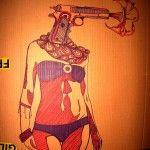 Kathrina Rupit es una pintora y artista visual mexicana que usa diversos medios como pintura, aerosol, cinta adhesiva, cartón, madera y café instantáneo para crear obras con conciencia cultural y ambiental.   Nacida en la Ciudad de México en 1987, Kathrina mostró habilidad para las artes desde muy joven. A los 16 años cursó …