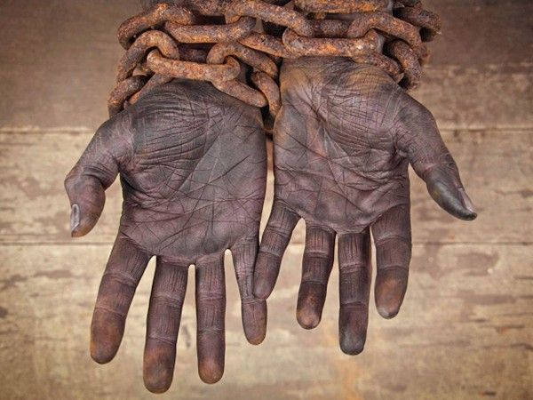Thesis for slavery reparation