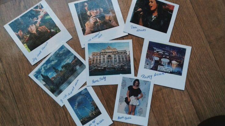 #polaroid #dream #photos