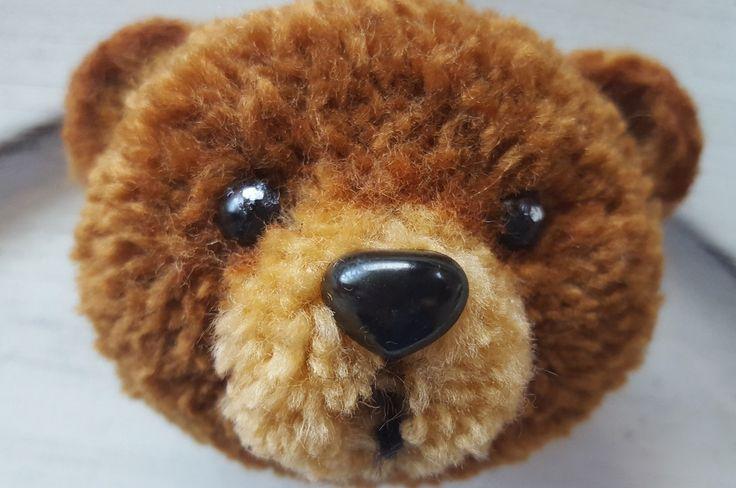 Pompom bear