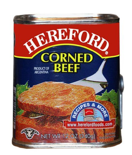 Hereford Canned Corned Beef, 12 oz *** You can get additional details in this image at Quick dinner ideas board