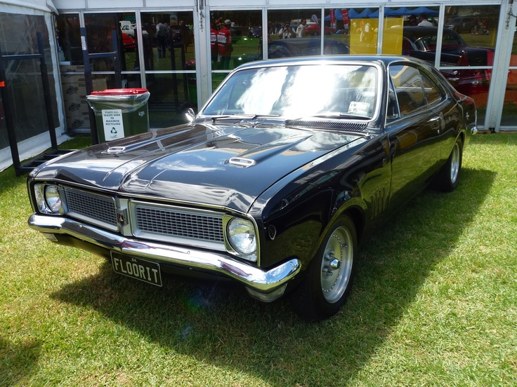 Holden Monaro Show Car