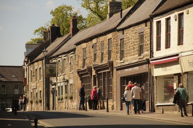 10-12 Middle Street Corbridge NE45 5AT  Come and Visit us!