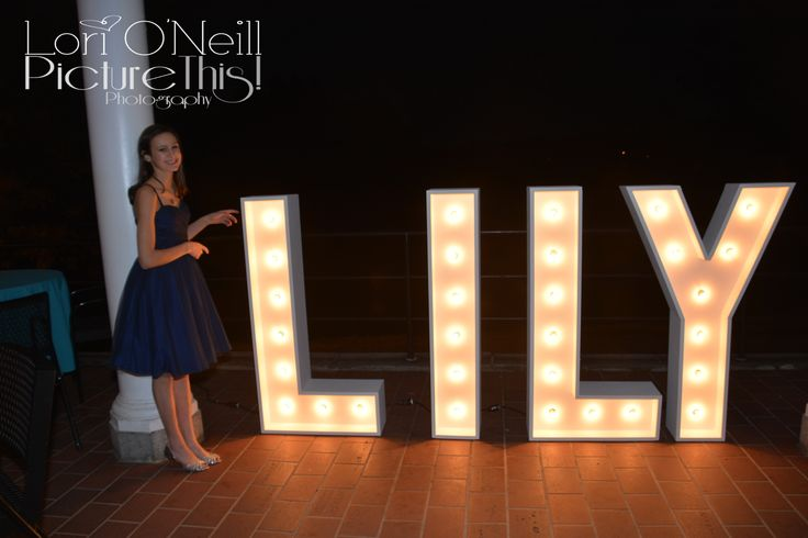 Would you like to see YOUR name in lights?? #marqueelights #batmitzvah                                                                                                                                                                                 More
