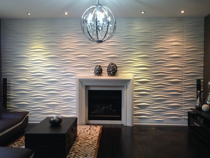We love the 3D effect on the wall #myGeraniumHome#Cardinalpoint#Greatroom