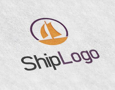 """Check out new work on my @Behance portfolio: """"Ship Logo"""" http://be.net/gallery/32300473/Ship-Logo"""