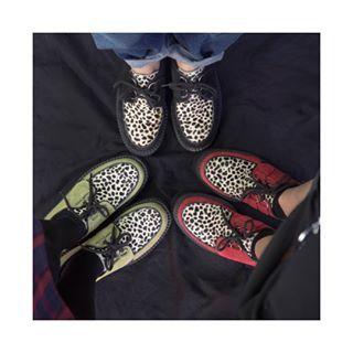 Creepers - Underground Mondo Creepers Men's Women's Creeper Shoes