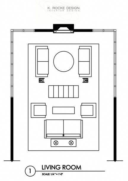 Mobili Disposizione e Balance #Ampiolayoutdisoggiorno | Ampio layout ...