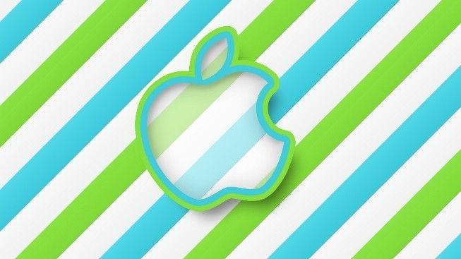 Apple #wallpaper #apple #abstract #soyut