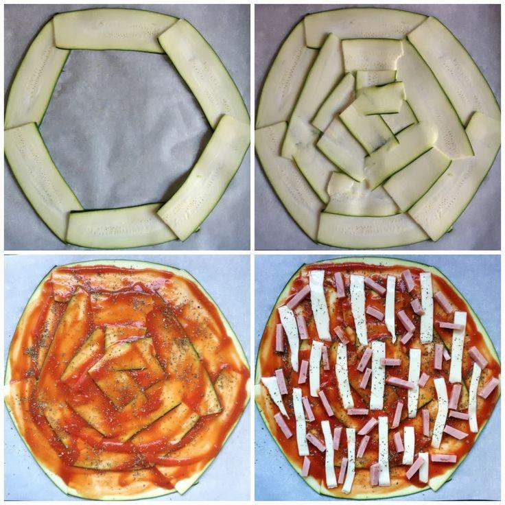 Pizza de Zapallo italiano