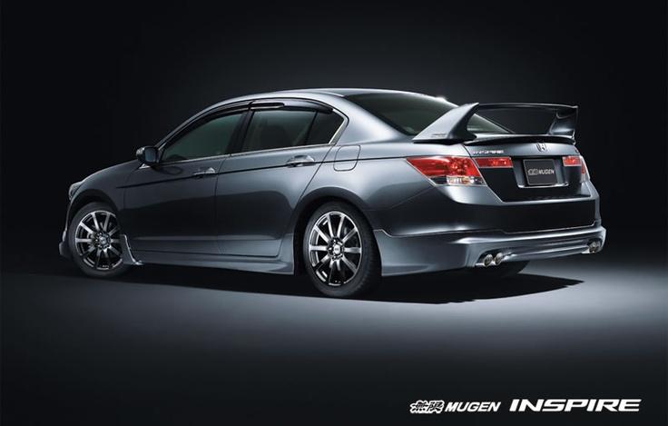 Honda Accord V6L Mugen