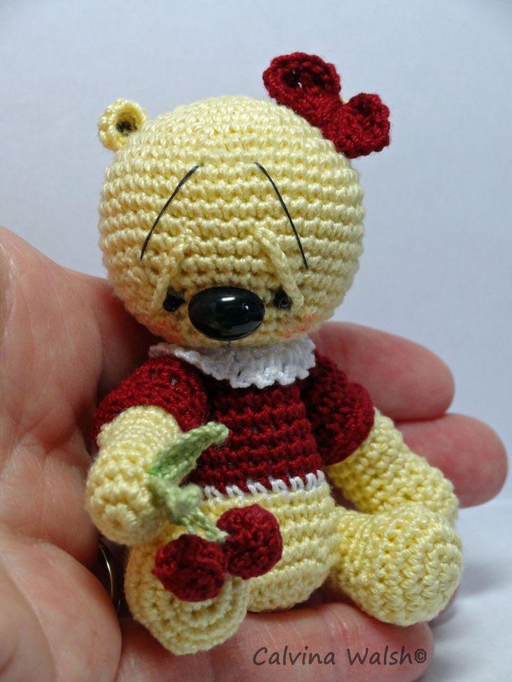179 besten Teddy Bilder auf Pinterest   Hunde, Häkelpuppen und ...