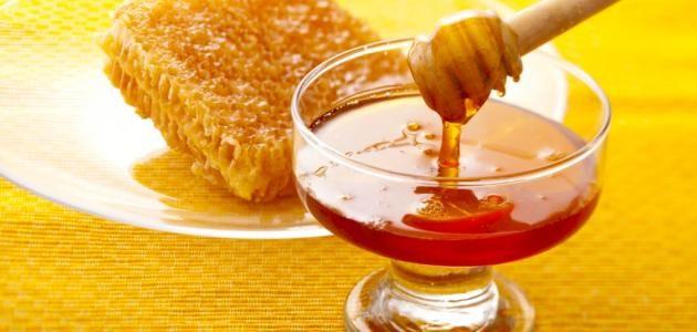 الفيتامينات الموجوده في عسل السدر Food Honey Condiments