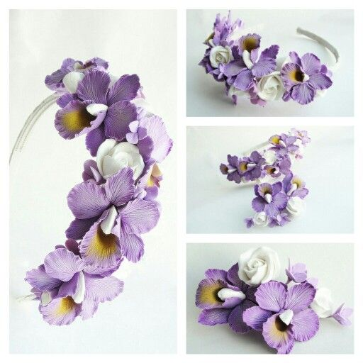 Headband. Handmade flowers. Flowers. Handmade accessories. Wedding flowers. Wedding accessories. Wedding. Flowers.