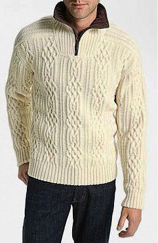 Легенды викингов – арановый свитер Dale of Norway.
