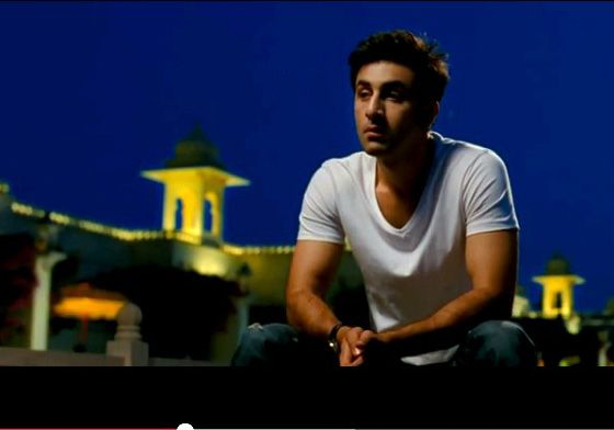 """A clip from music video """"Kabira"""" from the movie """"Yeh Jawaani Hai Deewani."""