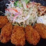 麺丼 備前屋 交野店 -