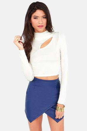 Complimentary top for long skirt! #holidaywear