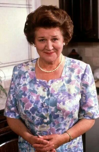 """Keeping Up Appearances"" Patricia Routledge as Hyacinth Bucket"