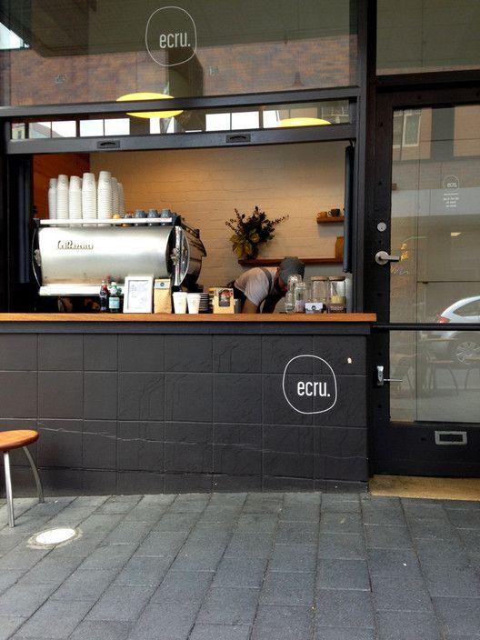 Cafeterías pequeñas