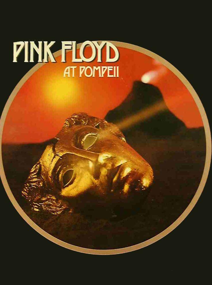 PINK FLOYD at Pompeii