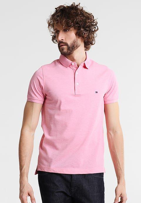Kleding Tommy Hilfiger LUXURY SLIM FIT - Poloshirt - pink Rosa mêleerd: € 69,95 Bij Zalando (op 3-6-17). Gratis bezorging & retour, snelle levering en veilig betalen!
