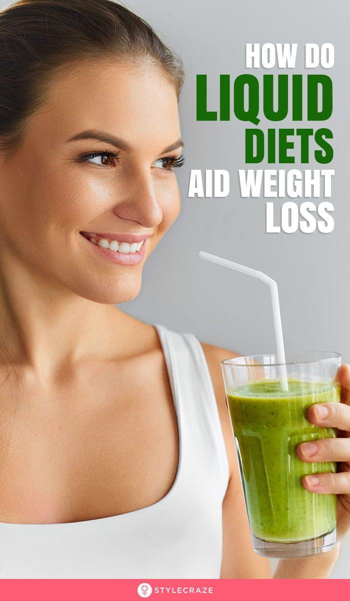 how long should i do a liquid diet