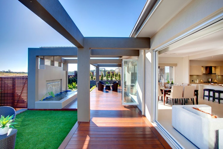 Alfresco area, Monaco One. Sovereign Hills, Port Macquarie