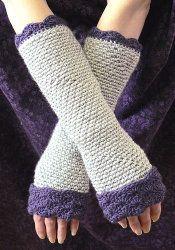 16 Incredible Crochet Fingerless Gloves | AllFreeCrochet.com