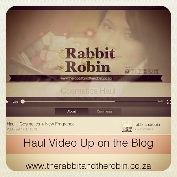 Cosmetics Haul - Sale Goodies, The Body Shop, Foschini, Edgars + New Fragrance. www.therabbitandtherobin.co.za {follow me @Robin S. S. Del Guidice on Instagram} Official @Matt Valk Chuah Rabbit and The Robin #cosmetics #haul #sale #edgars #foschini #thebodyshop #colours #makeup #fragrance #perfume #essie #nailsinc #cupcakenails #beauty