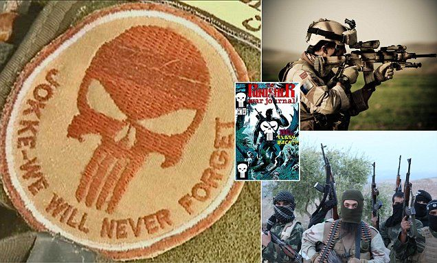 Crack Norwegian 'Punisher' troops to train Kurds taking on ISIS