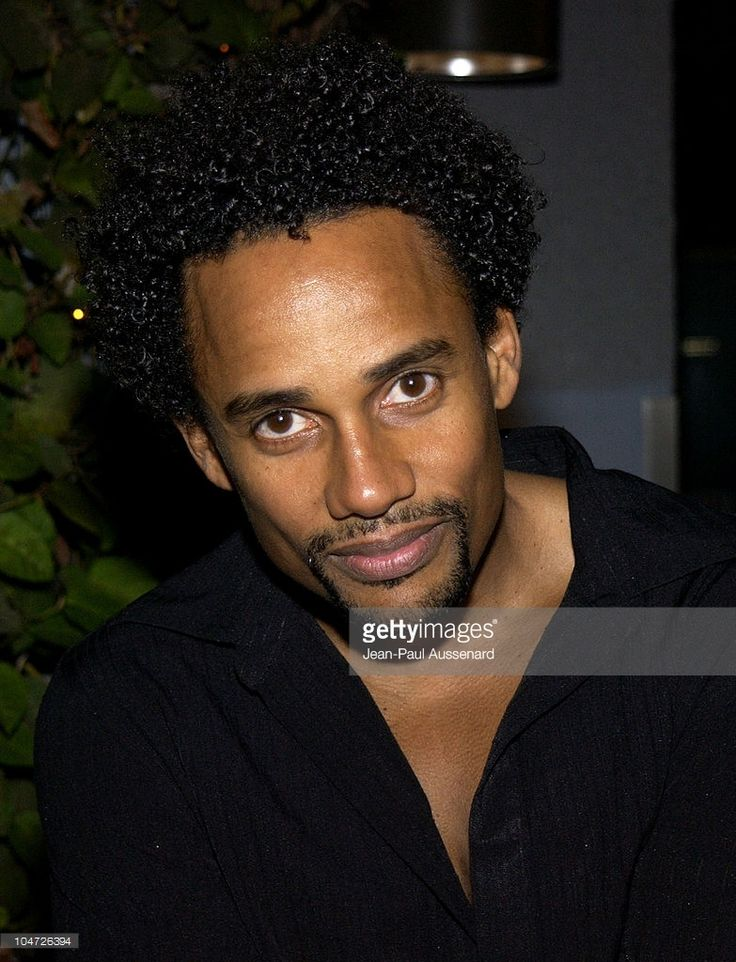 Hill Harper during VH1's Pilot 'The Hill Harper Show' Screening & Party at BB Kings Blues Club in Universal City, California, United States.