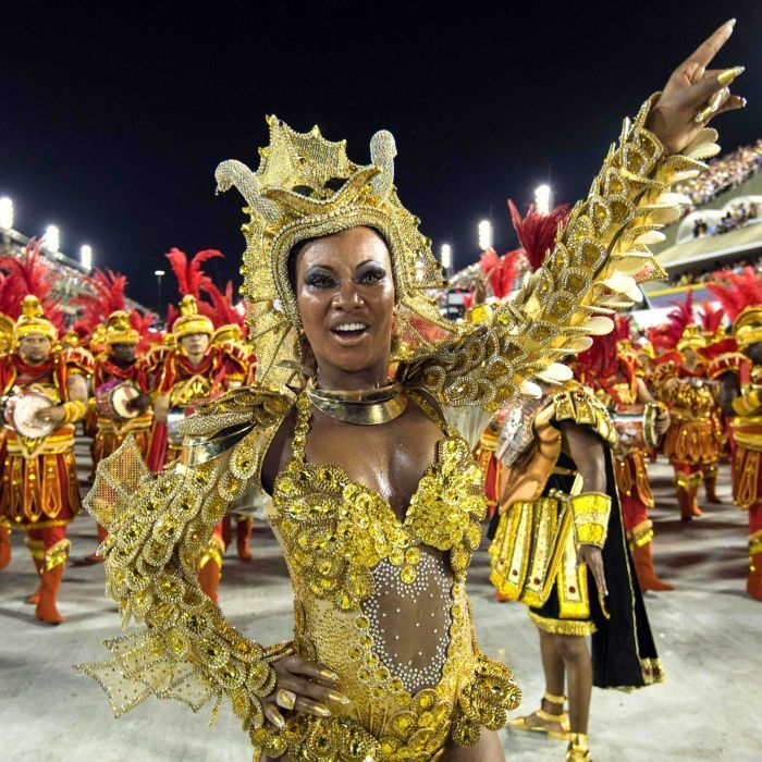 Rio Carnival: Sambadrome comes alive as Brazil waves-off Zika threat at world's largest party #Arts_and_Culture #iNewsPhoto