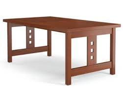 Charles Rennie Mackintosh dining table