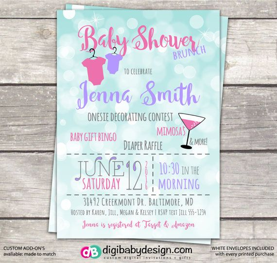 326 best Baby Shower Invites Ideas and Inspiration images