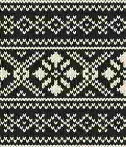 Image detail for -02 Free color charts knitting patterns Norwegian Fair Isle breien ...