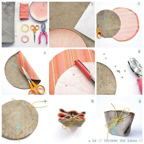 DIY drawstring coin purse #BACKTOSCHOOL