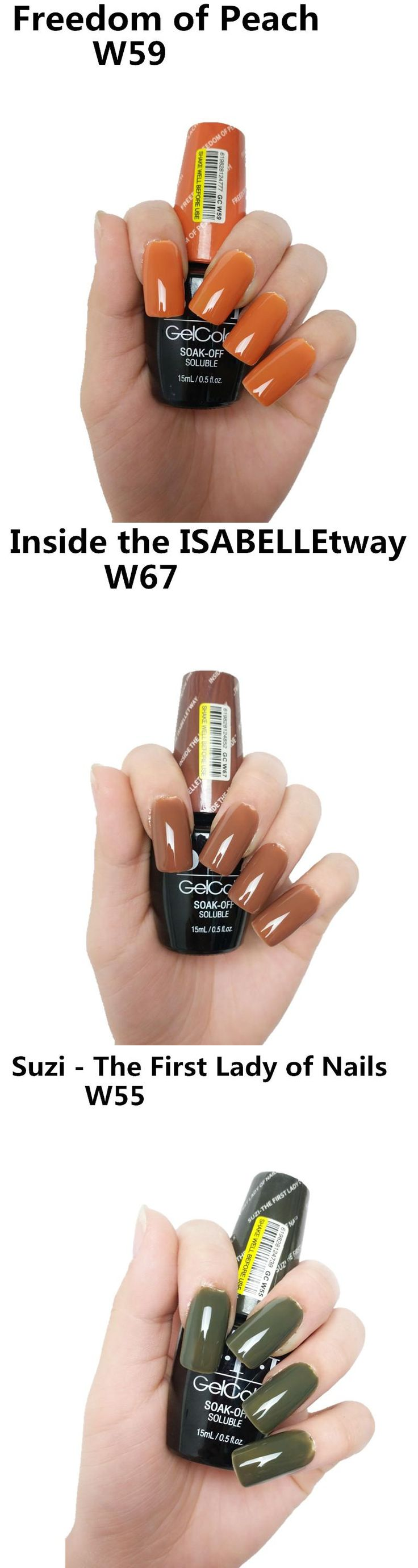 [Visit to Buy] wopie260 COLOR 15ml Nail Gel polish UV LED Gel Polish opie color Vernis Semi Permanent lasting shine Uv gel nail polish Nail Art #Advertisement