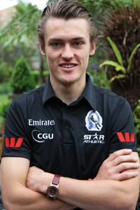Darcy Moore (son of Peter Moore) drafted by Collingwood. Welcome to the family.