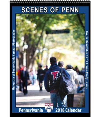 2018 Scenes of Penn Calendar