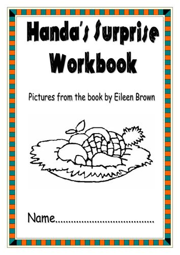 Handa's Surprise Workbook