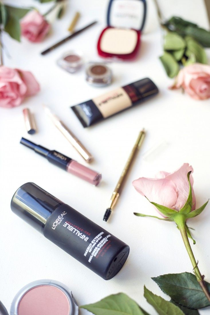 L'Oreal Infallible is perfect for getting ready for any occasion - weddings especially!